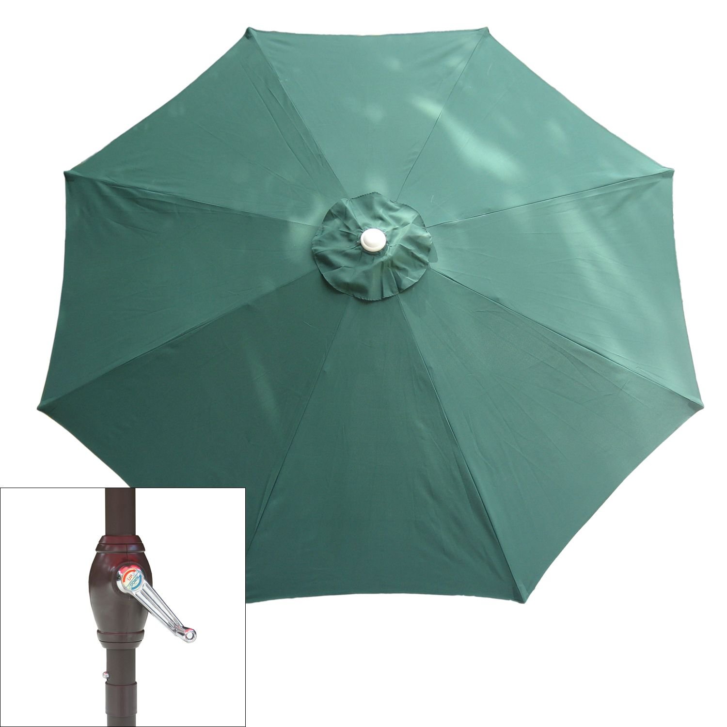 Delightful Tilt Market Patio Umbrella