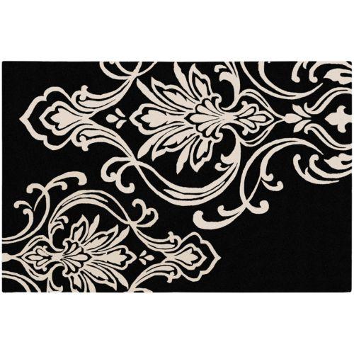 "Surya Modern Classics Damask Rug – 3'3"" x 5'3"""