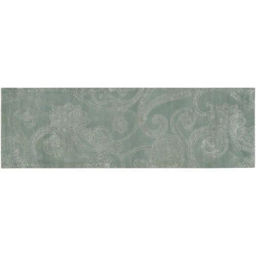Surya Modern Classics Paisley Rug Runner - 30'' x 96''