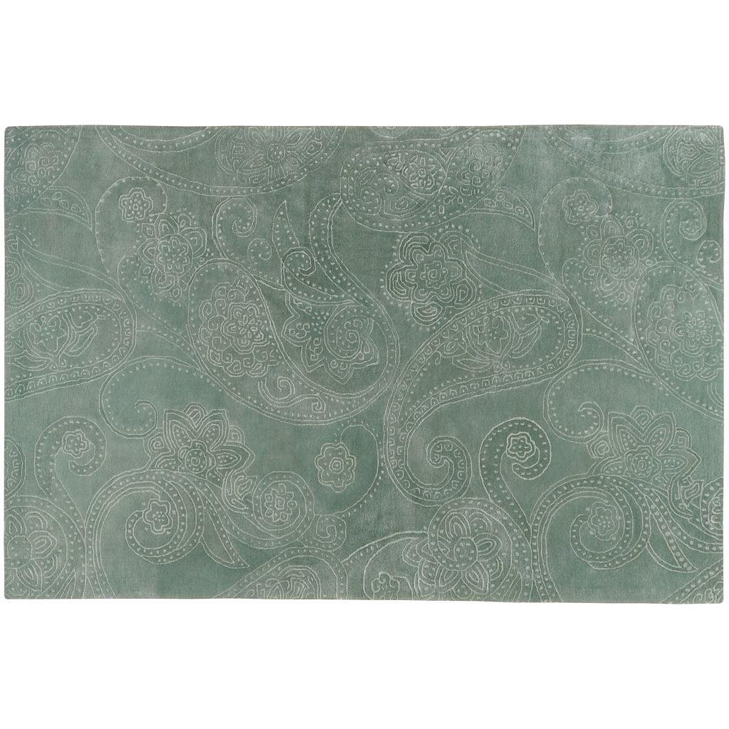 Surya Modern Classics Paisley Rug - 5' x 8'