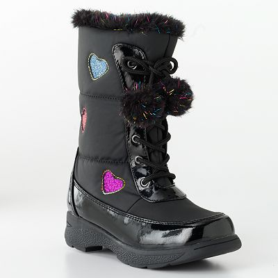 Totes Casey Winter Boots - Girls