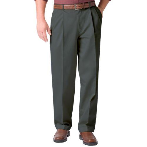 Dockers® Comfort-Waist D3 Classic-Fit Full-Elastic Pleated Pants - Men