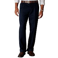 Men's Dockers® Comfort-Waist D3 Classic-Fit Full-Elastic Pleated Pants
