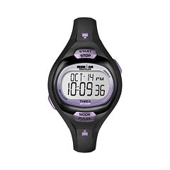 Timex Women's Ironman Triathlon Pulse Calculator Digital Chronograph Watch - T5K1879J