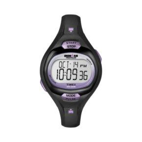 Timex Women's Ironman Triathlon Pulse Calculator Digital Chronograph Watch - T5K1879J