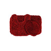 Garland Rug Bentley 3-pc. Shag Bath Rug Set