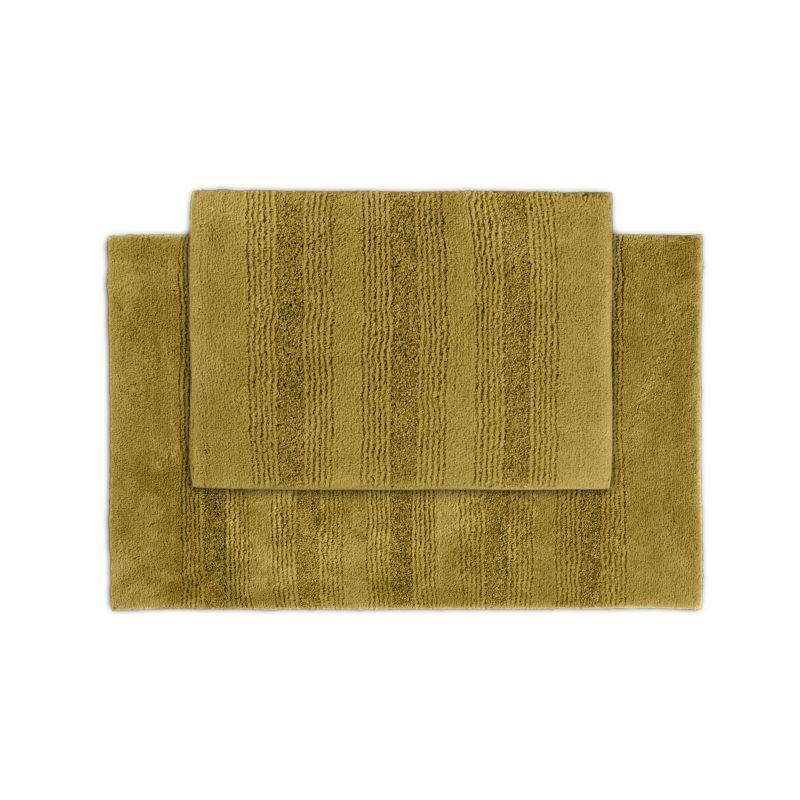 Piece Green Seashell Bath Mat Set Contour Rug Standard Lid