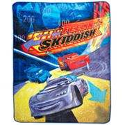 Disney/Pixar Cars Raschel Throw Blanket