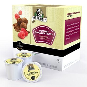 Keurig® K-Cup® Pod Van Houtte Raspberry Chocolate Truffle Coffee - 18-pk.