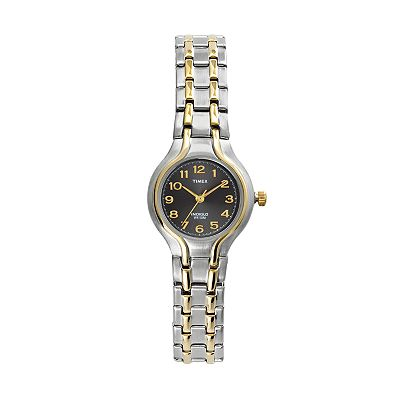 Timex Two Tone Watch - T2K9519J - Women