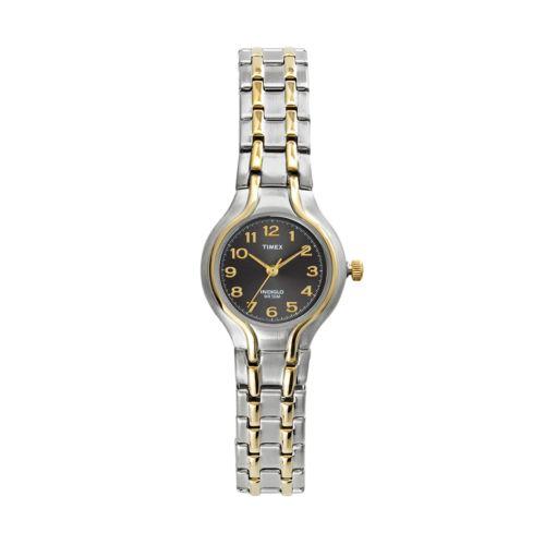 Timex Two Tone Watch - T2K9519J - Women