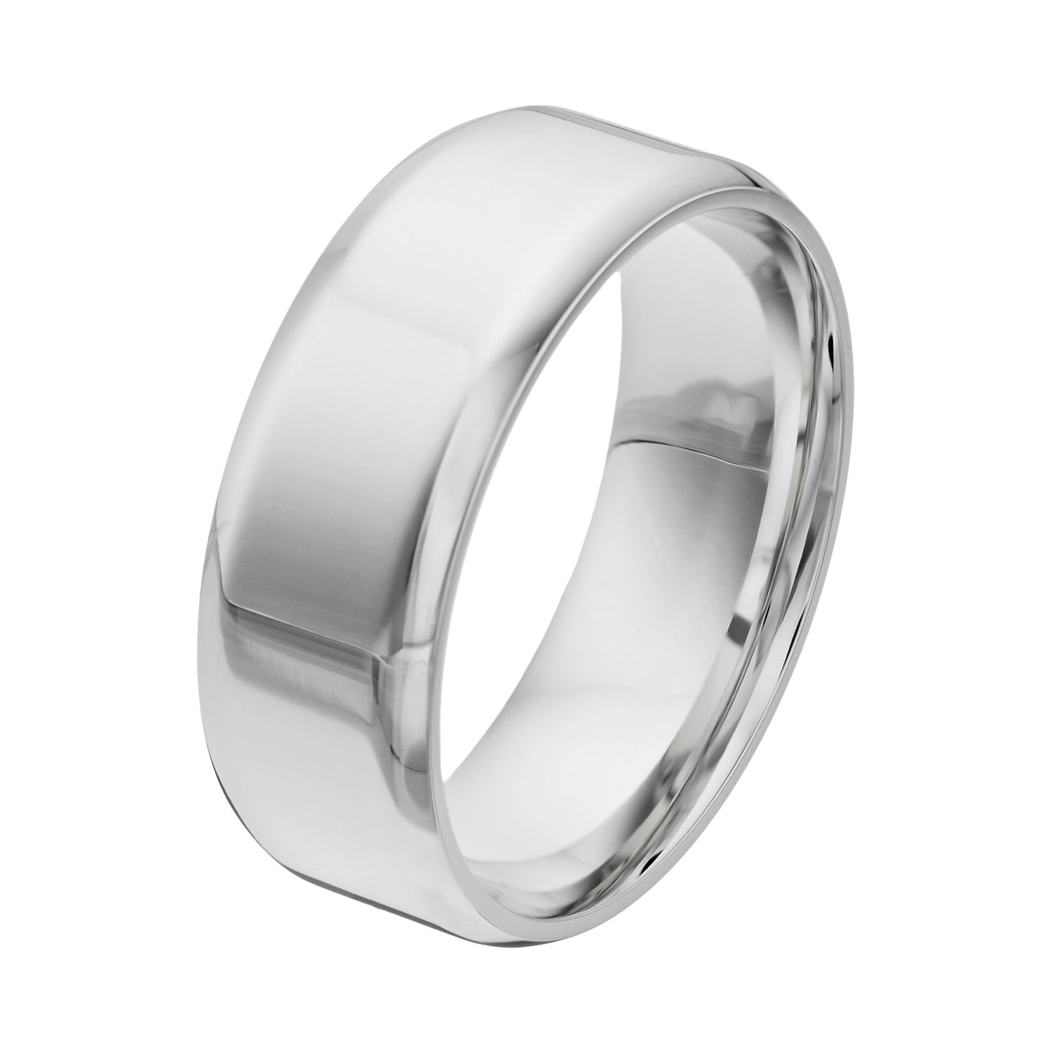 product recipient men s rings ring satin wedding titanium grooms h jewellery category number ridged polished webstore samuel occasion l