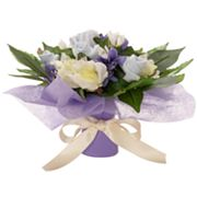 Baby Blooms Small Bouquet Layette Gift Set - Newborn