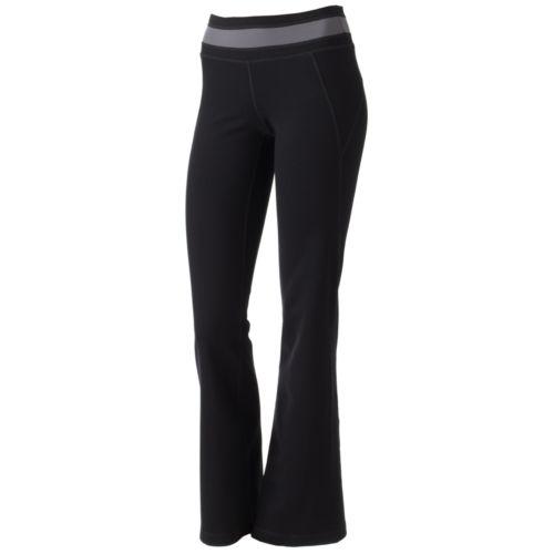 Tek Gear® Colorblock Shapewear Yoga Pants - Women's