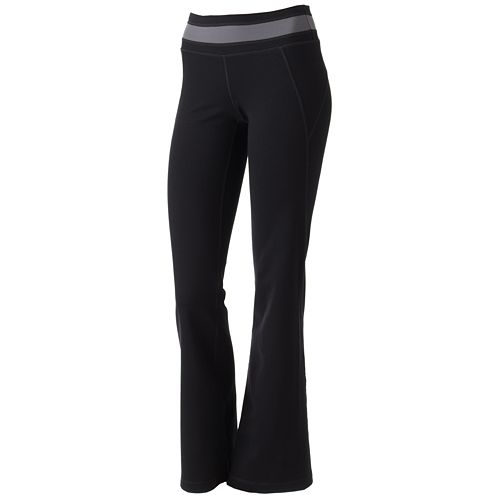 Women's Tek Gear® Colorblock Shapewear Yoga Pants