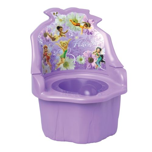 Disney Fairies 3-in-1 Potty Trainer by Ginsey