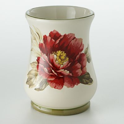 Croft and Barrow Emily Floral Tumbler