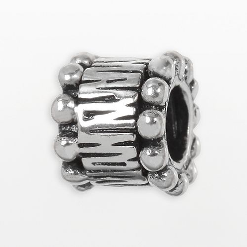 Individuality Beads Sterling Silver Bead