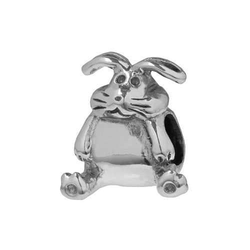 Individuality Beads Sterling Silver Bunny Bead