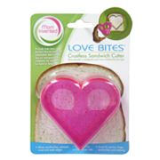 Mom Invented Love Bites Crustless Sandwich Cutter