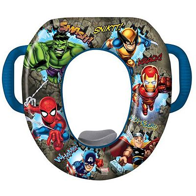 Marvel Heroes Saddle Potty
