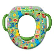 Sesame Street Framed Friends Saddle Potty