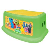 Sesame Street Framed Friends Step Stool