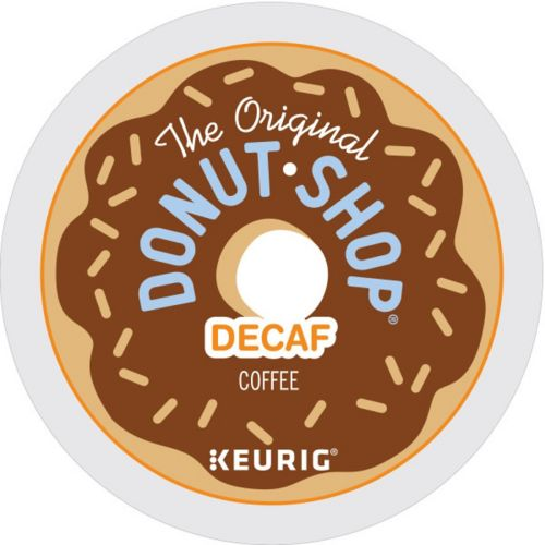 Keurig® K-Cup® Pod Coffee People Original Donut Shop Decaf Coffee -  18-pk.