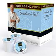 Keurig K-Cup Portion Pack Wolfgang Puck Breakfast in Bed Coffee - 18-pk.
