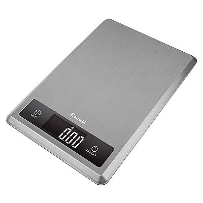 Escali Tabla Slim Digital Scale