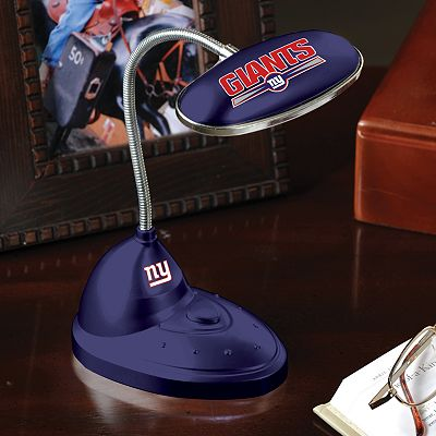 Memory Company New York Giants Flexible LED Desk Lamp