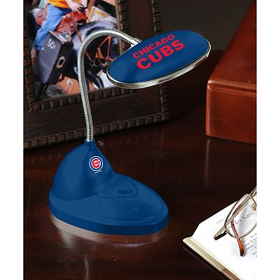 Memory Company Chicago Cubs Flexible LED Desk Lamp