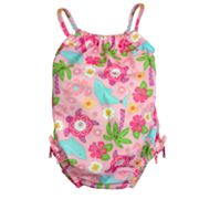 water wear by i play. Sea Life One-Piece Swimsuit - Baby