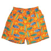 water wear by i play. Surfboards Swim Trunks - Baby