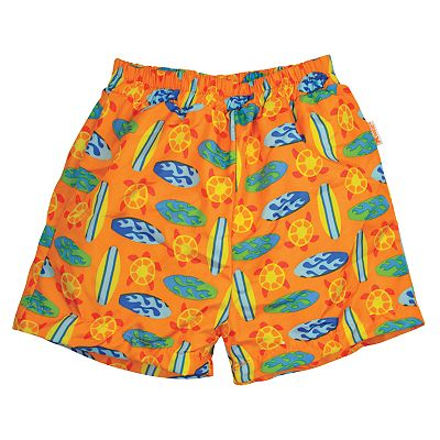 water wear by i play. Surfboards Swim Trunks - Toddler
