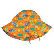 water wear by i play. Surfboards Sun Protection Hat - Toddler