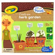 Crayola Pop Art Pixies Skye's Herb Garden Set