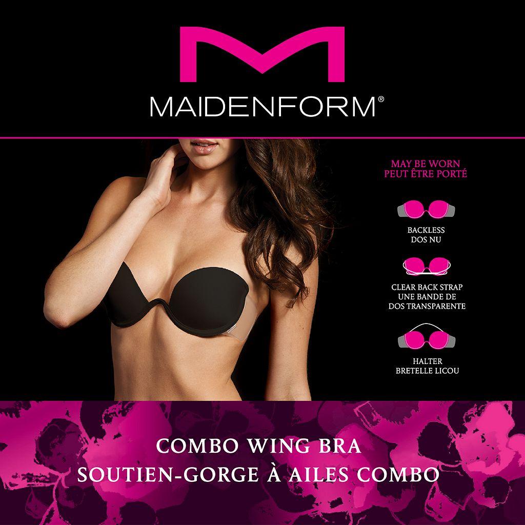 Maidenform Bra: Combo Wing Bra M2225 - Women's