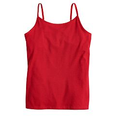 Girls 7-16 & Plus Size SO® Strappy Tank Top