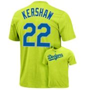 Majestic Los Angeles Dodgers Clayton Kershaw Tee