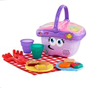 LeapFrog Shapes and Sharing Picnic Basket Set
