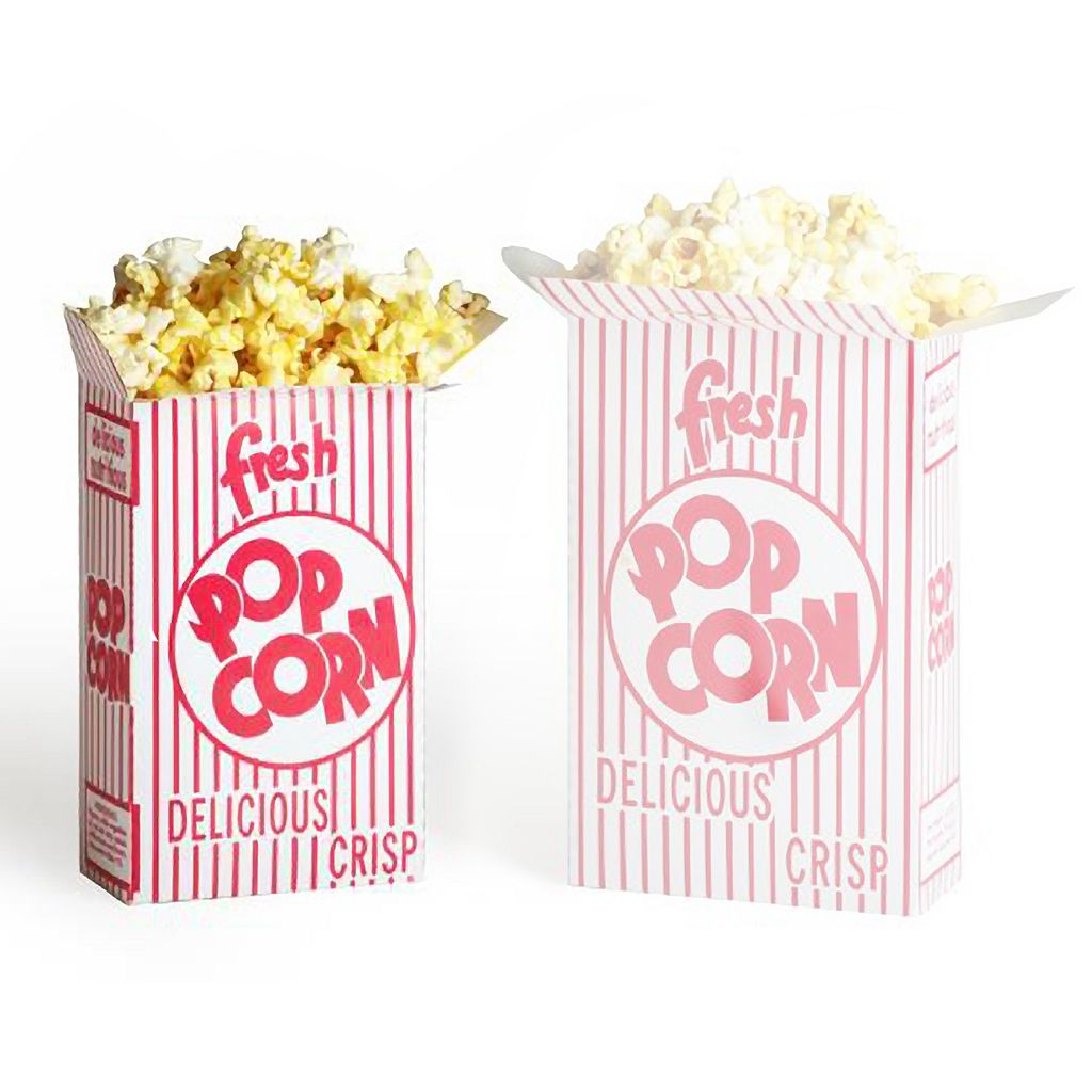 Great Northern .75-oz. Popcorn Boxes