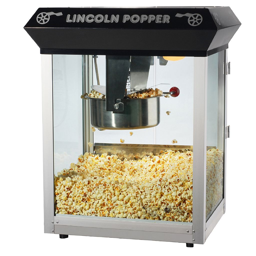 Great Northern Lincoln Popcorn Machine