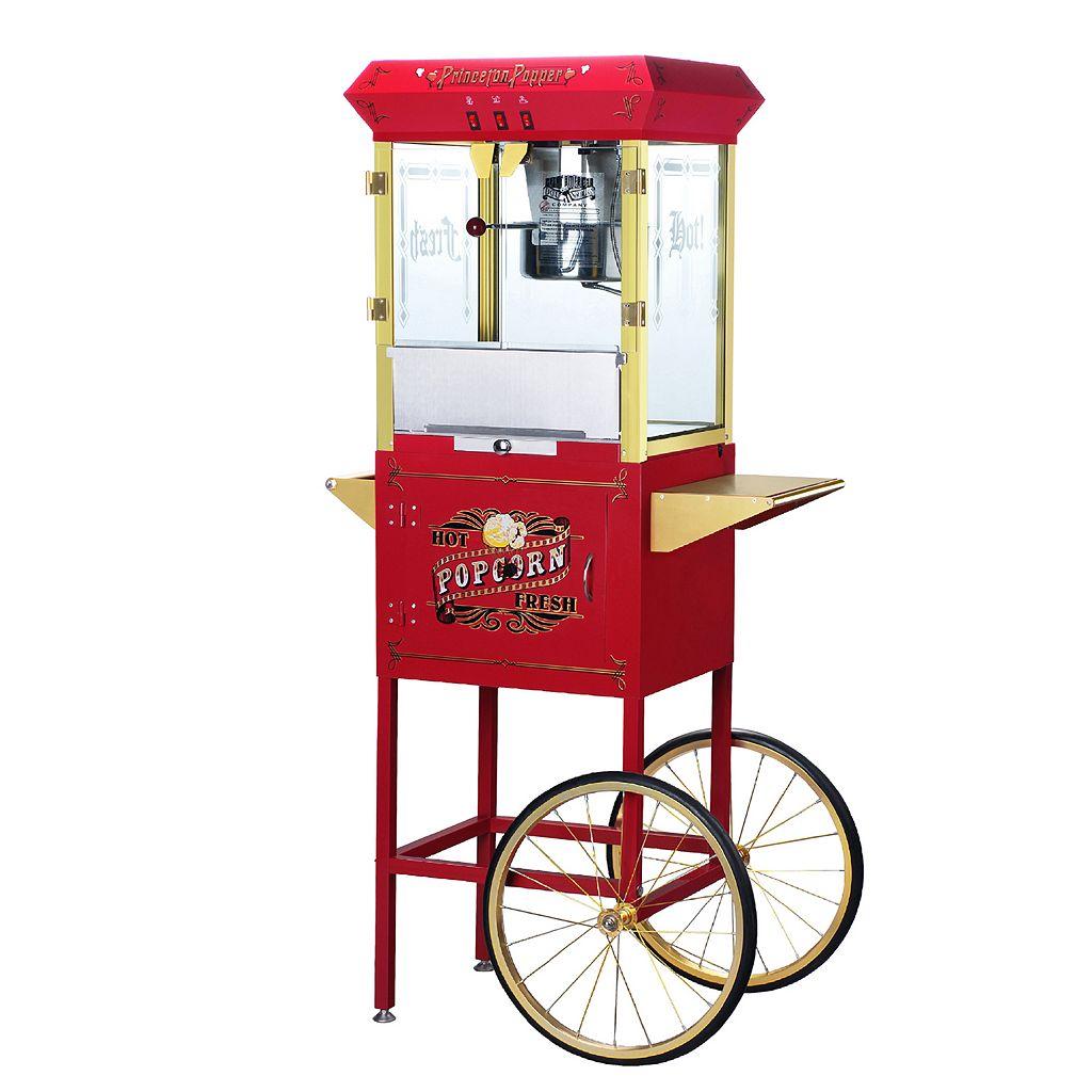 Great Northern Princeton Popcorn Machine with Cart