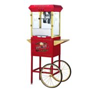 Great Northern Princeton Popcorn Machine with Cart