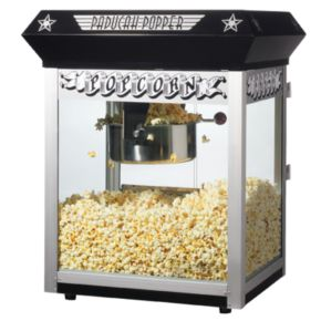 Great Northern Paducah Popcorn Machine with Cart
