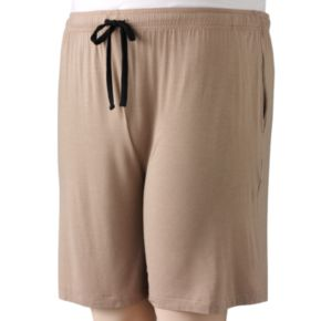 Big & Tall Residence Modal Lounge Shorts
