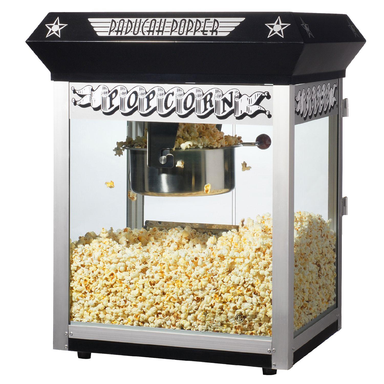 Amazing Great Northern Paducah Tabletop Popcorn Machine