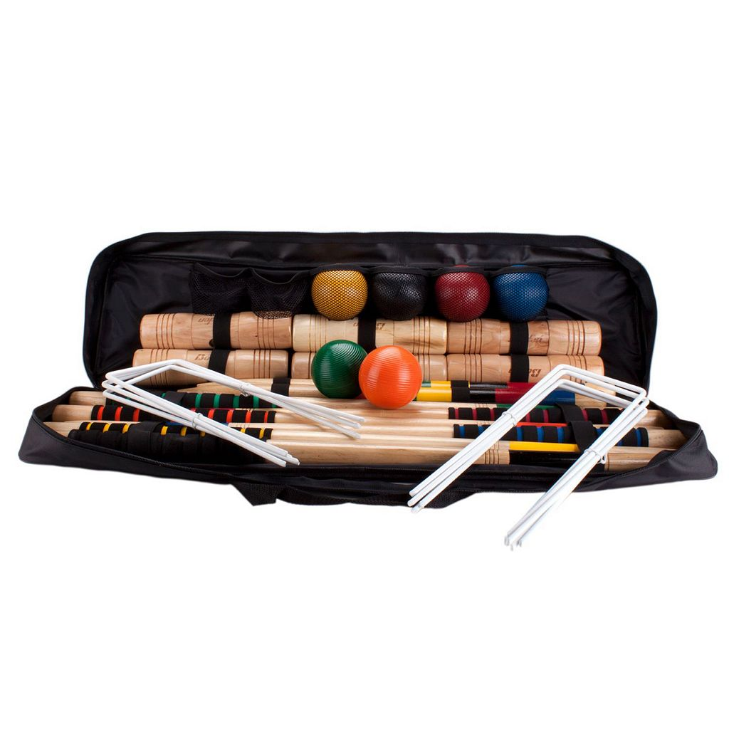 Baden Champions Series Croquet Set
