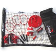 Baden Champions Series Volleyball and Badminton Set
